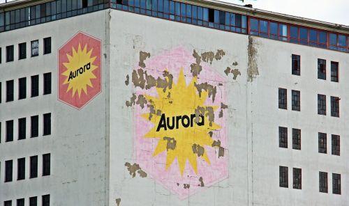 aurora building building flour production