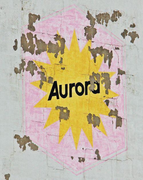 aurora building facade wall