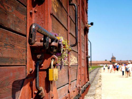 auschvitz - birkenau train concentration camp