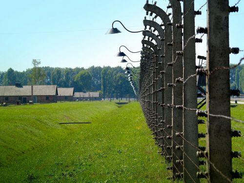 auschvitz - birkenau concentration camp prison