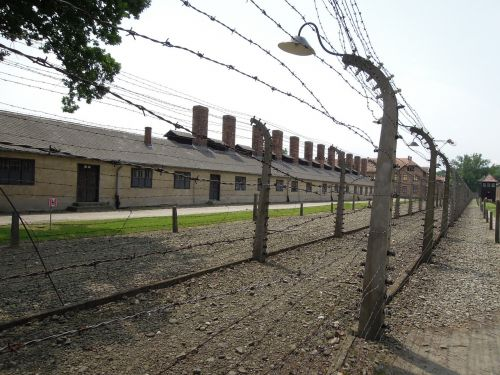 auschwitch birkenau prison