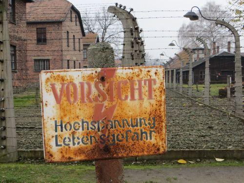 auschwitz camp poland