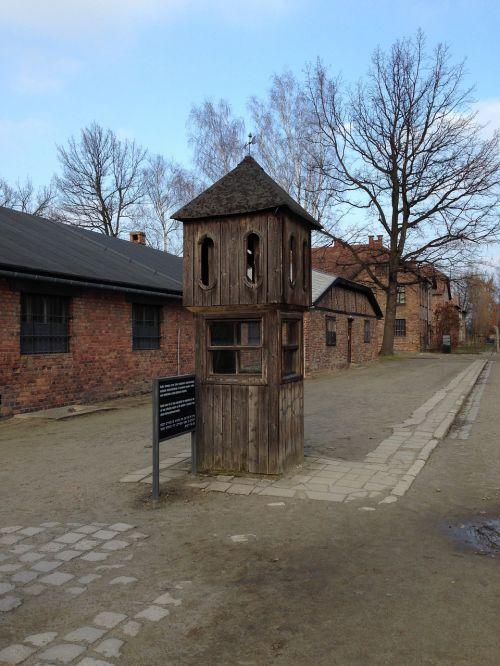 auschwitz camp history