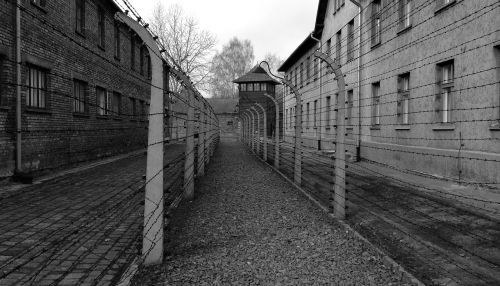 auschwitz camp concentration camp