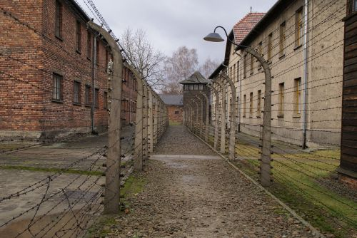 auschwitz concentration camp second world war