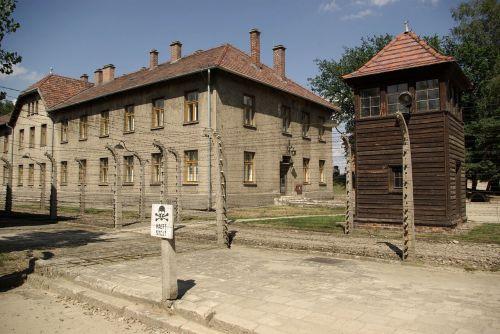 auschwitz-birkenau concentration camp nazism