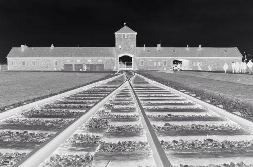 Auschwitz/Birkenau.