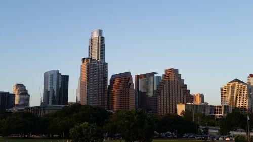 austin texas city