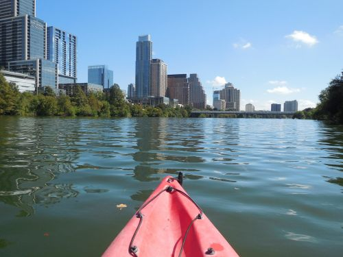 austin river kayak