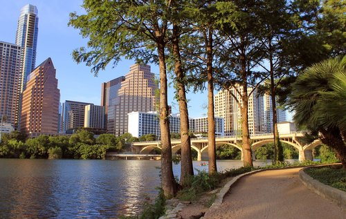 austin  texas  lady bird lake