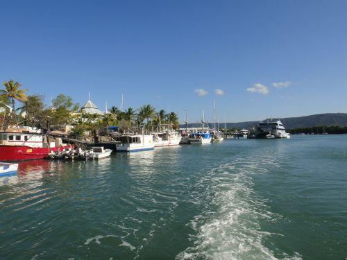 australia port boats