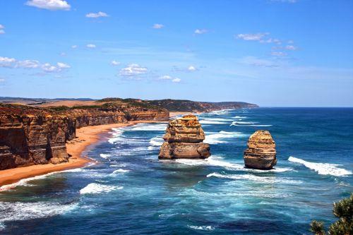 australia coast 12 apostles