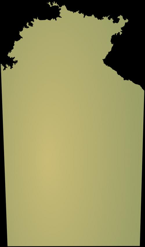 australia northern territory geography