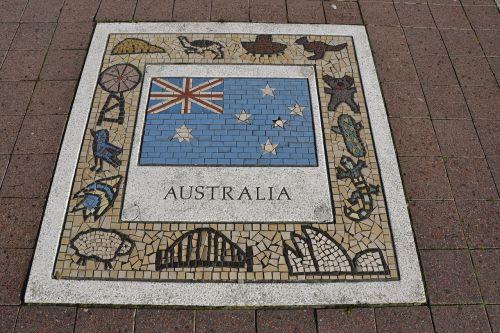 australia team emblem emblem