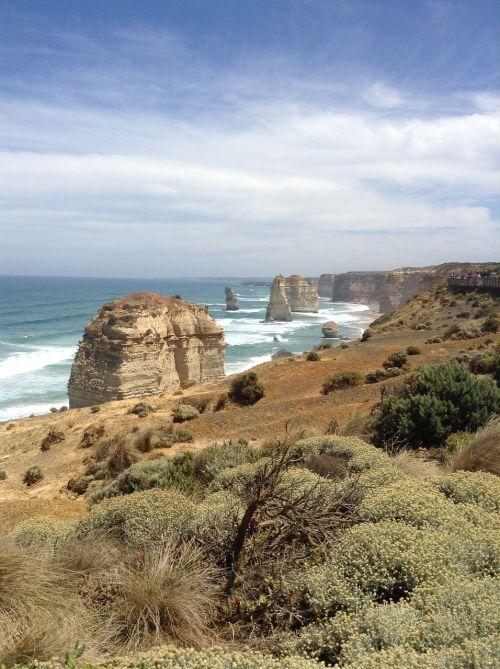 australia port campbell 12 apostles