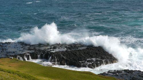 wave crusher huge