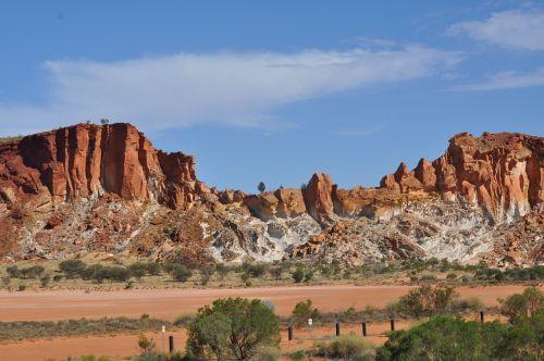 australia alice springs outback