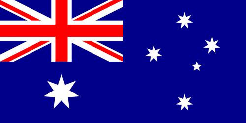 australia flag country