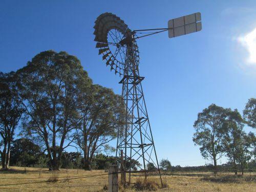 australia wind vane farm