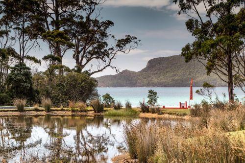 australia brunie island tasmania