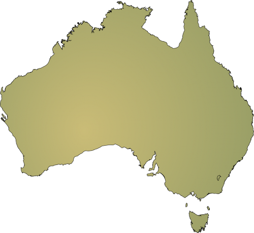 australia continent geography