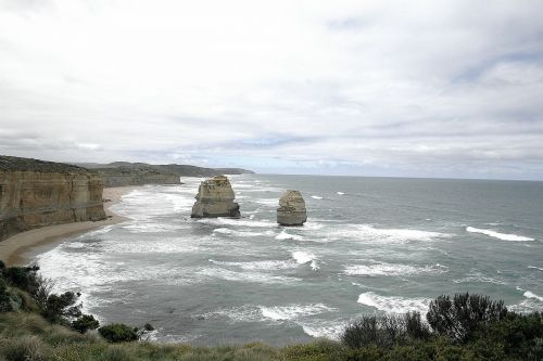 australia twelve apostles port campbell national park
