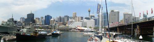 australia sydney port