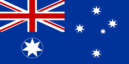 australia flag national