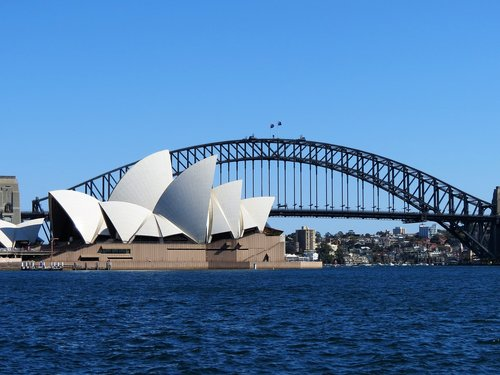 australia  aussie  opera house
