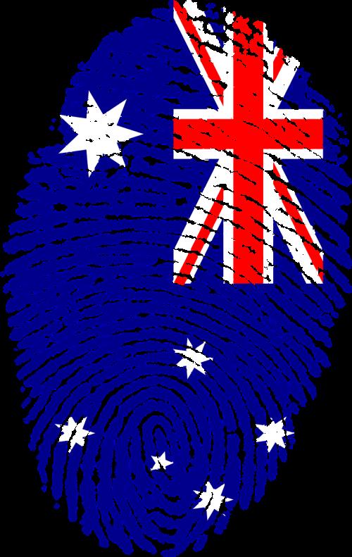 australia,vėliava,pirštų atspaudai,Šalis,pasididžiavimas,tapatybė,simbolis,ženklas,pirštas,spausdinti,nacionalinis,tauta,patriotinis,patriotizmas,simbolinis,fingermark,kelionė,id,kultūra,pilietybė,suvereni,pirštų atspaudai,identifikavimas,individualumas,Asmeninis,įspūdis,emblema,paveldas,vyriausybė,pasas,rašalas,saugumas,tyrimas,privatumas,imigrantas,pilietis,biometriniai,imigracija,kokoso sala,Kalbant saloje,kokosai,kalbant,australia oceania,okeanija