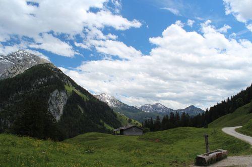 austria litzlalm mountain