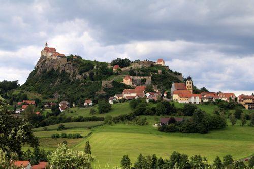austria riegersburg castle