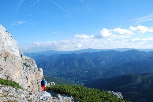 austria ferrata climbing