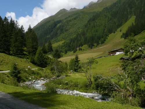 austria valley creek