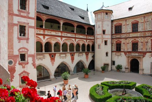 austria castle guided tour