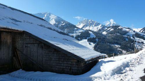 austria tyrol tannheimertal