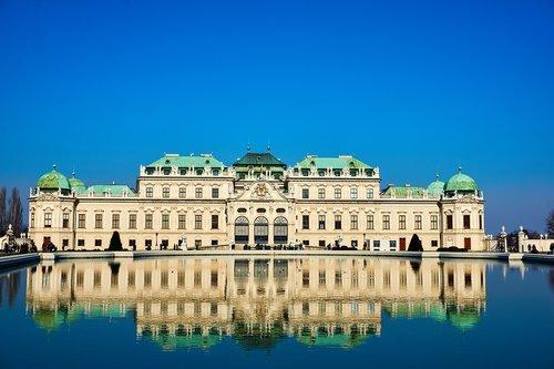 austria  vienna  belvedere