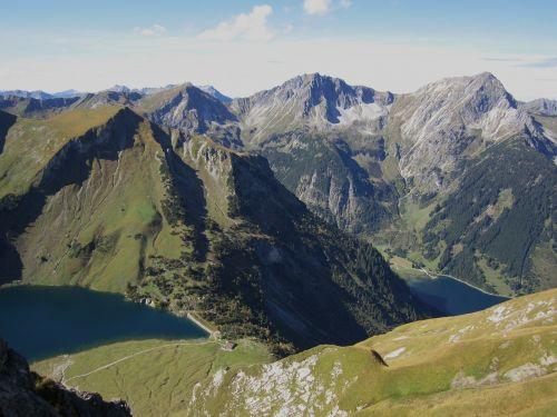 austria mountains mountain