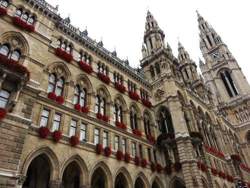 austria vienna vienna city hall