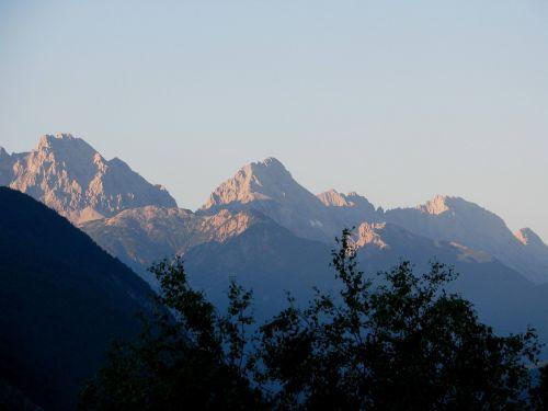 austria alps tirol