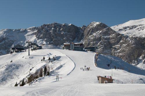 austria nassfeld alps