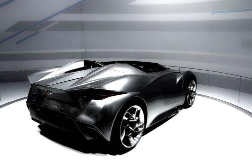 auto chevrolet sports car