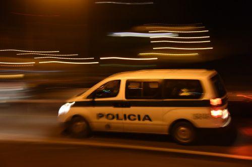 auto police scanning