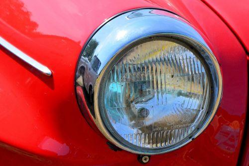 auto spotlight lamp