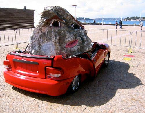 auto stone art