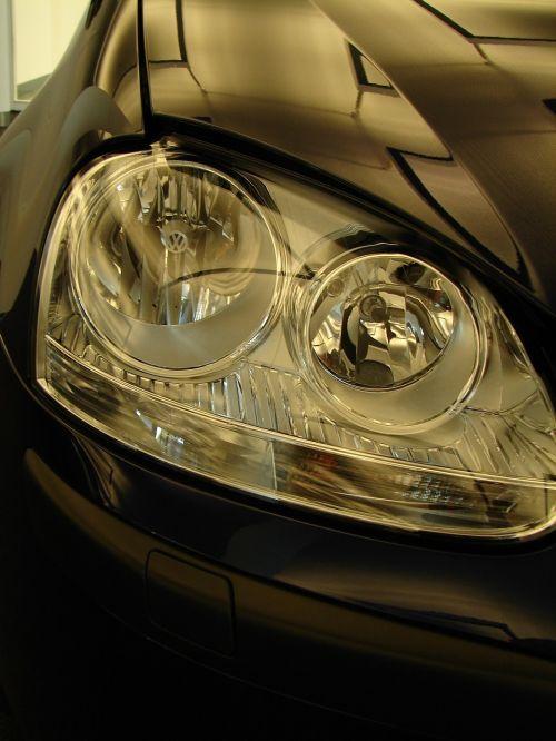 auto golf spotlight