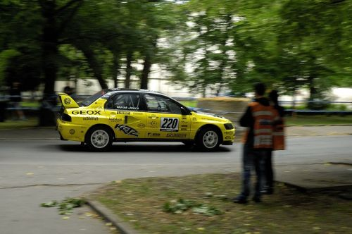 auto races experience