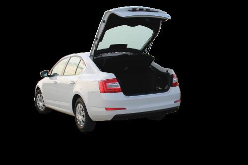 trunk automotive vehicle