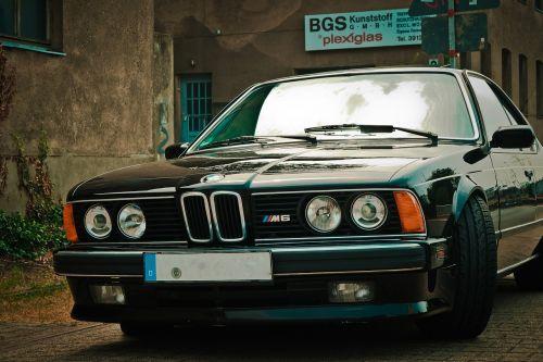 auto bmw m6