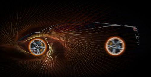 auto fast sports car